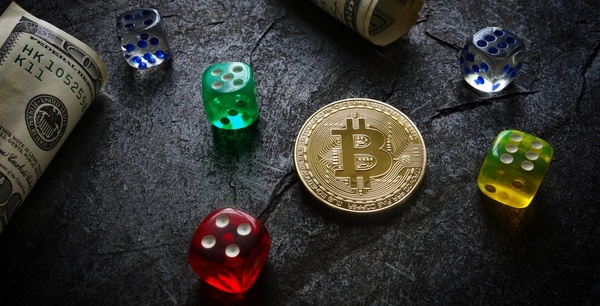ビットコインとサイコロ